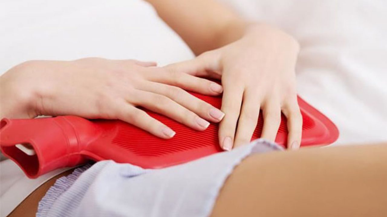 5 cách chữa đau bụng tại nhà đơn giản